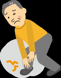 捻挫の応急処置やリハビリ【手首/足首/腫れ/テーピング/冷やす】