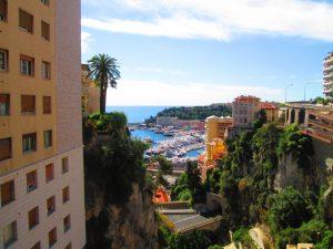 モナコ、旧市街など町歩き編 モナコ旅行記