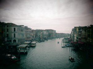 ヴェネツィアの水上迷路で迷子?イタリア観光旅行記 カーニバル/ゴンドラ