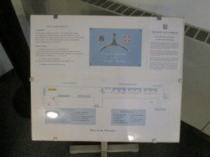 ケンブリッジ大学物理学科キャベンディッシュ研究所のミュージアム(博物館)