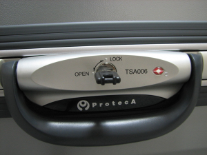 TSAロックのスーツケース。旅行で鍵をなくした(紛失)時の対処法!開けられた?