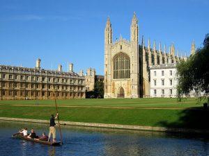ケンブリッジ大学留学ブログ!情報まとめ/大学院/博士課程/イギリス